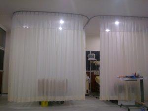 Rel Gorden Rumah Sakit Dnexs Elite di Bagansiapiapi Anti Bakteri